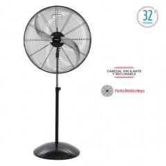 Ventilador Pie Liliana Industrial 32'' VPI32