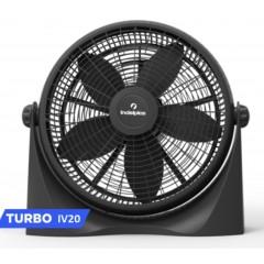 """Ventilador Turbo Indelplas IV-20 20"""" Piso Pared"""