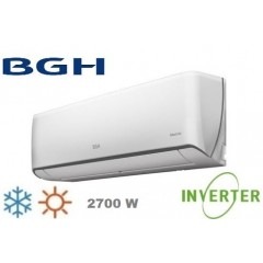 Aire Acondicionado Bgh Silentair Split Inverter Bsi26wccr Fc
