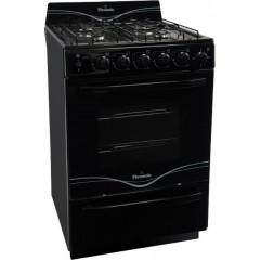 Cocina Florencia Linea Recta Enlozado Negro 5537f