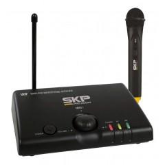 Microfono inalambrico SKP Mini l UHF de mano